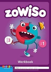 3 blok 1 / Zowiso / Werkboek