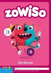 3 blok 6 / Zowiso / Werkboek