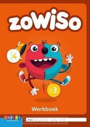 4 blok 3 / Zowiso / Werkboek