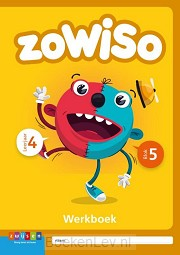 4 blok 5 / Zowiso / Werkboek