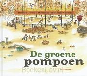 De groene pompoen