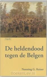 De heldendood tegen de Belgen