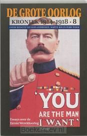 De Grote Oorlog, kroniek 1914-1918 / 8