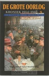 De Grote Oorlog, kroniek 1914-1918 / 9
