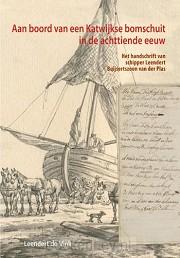 Aan boord van een Katwijkse bomschuit in de achttiende eeuw