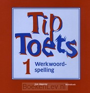 1 werkwoordspelling / Tiptoets / oefenblok
