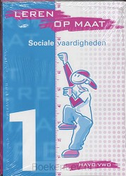 1 Havo/vwo / Leren op maat / Leerlingenboek