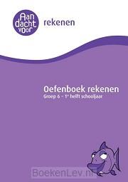 1e helft schooljaar / Oefenboek Rekenen Groep 6 - 1e helft schooljaar / Groep 6