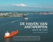 De haven van Antwerpen vanuit de lucht