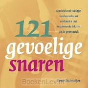 121 gevoelige snaren