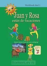 1 / Juan y Rosa están de vacaciones / Werkboek