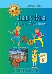 1 / Juan y Rosa están de vacaciones / Leerboek