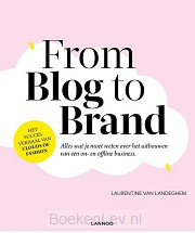 From Blog to Brand