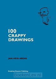 100 crappy drawings