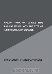 Galaxy rotation curves hide Rankine model, with the BTFR as a friction law in disguise