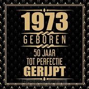 1971 Geboren 50 Jaar Tot Perfectie Gerijpt