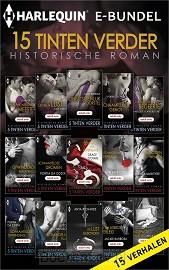 15 Tinten verder historische roman (15-in-1)