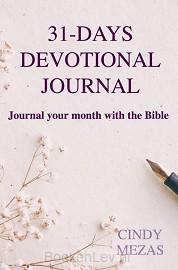 31-days devotional journal