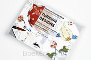 Turkish Designs - Postcard Colouring Book