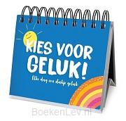365 dagen Cadeauboek - Kies voor geluk!!