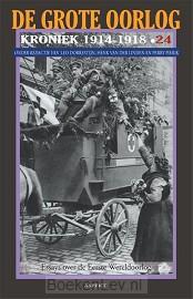 De Grote Oorlog, kroniek 1914-1918 / 24