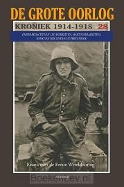 De Grote Oorlog, kroniek 1914-1918 / 28