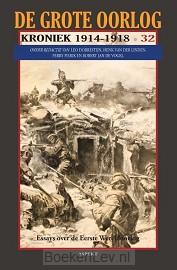 De Grote Oorlog, kroniek 1914-1918 / 32