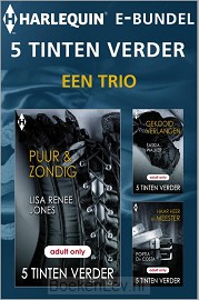 5 Tinten Verder e-bundel - een trio / 1