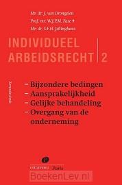 2 / Individueel arbeidsrecht / Bijzondere bedingen, aansprakelijkheid, gelijke behandeling, overgang van de onderneming