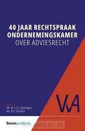 40 jaar rechtspraak Ondernemingskamer over adviesrecht