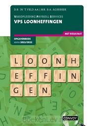 2021-2022 / VPS Loonheffingen / Opgavenboek