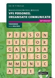 2021-2022 / VPS Personeel Organisatie Communicatie / Theorieboek