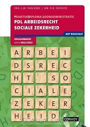 2021-2022 / PDL Arbeidsrecht Sociale Zekerheid / Opgavenboek