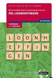 2021-2022 / PDL Loonheffingen / Theorieboek