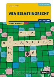 2021/2022 / VBA Belastingrecht / Uitwerkingenboek