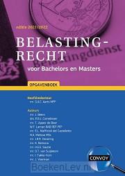 2021-2022 / Belastingrecht voor Bachelors en Masters / Opgavenboek