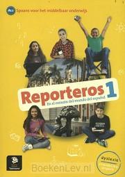 1 / Reporteros / tekstboek
