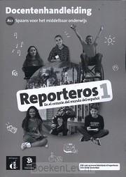 1 / Reporteros / Docentenhandleiding