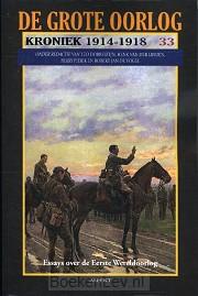 De Grote Oorlog, kroniek 1914-1918 / 33