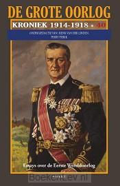 De Grote Oorlog, Kroniek 1914-1918 / deel 40