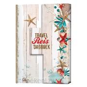 Travel reisdagboek- strand
