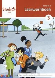 4 blok 3 / Studio Taal / leerwerkboek