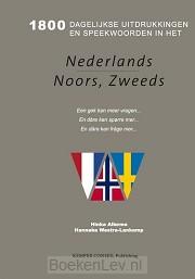 1800 Dagelijkse uitdrukkingen in het Nederlands Noors Zweeds