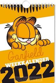 Garfield weekkalender - 2022