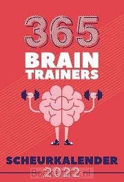365 Braintrainers scheurkalender - 2022