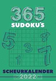 365 Sudoku scheurkalender - 2022