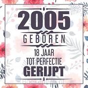 2003 Geboren 18 Jaar Tot Perfectie Gerijpt