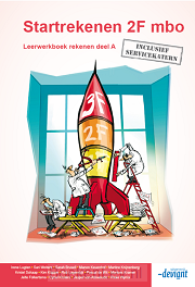 2F mbo / Startrekenen / Leerwerkboeken A + B