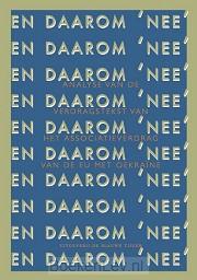20 x Daarom 'NEE!'(isbn 978-94-92161-13-0) in 1 pakket
