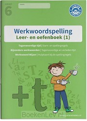 1 - De stam, tegenwoordige tijd en bijzonder werkwoorden / Werkwoordspelling Leer- en Oefenboek groep 6 (1) / Gemengde opgaven voor werkwoordspelling
